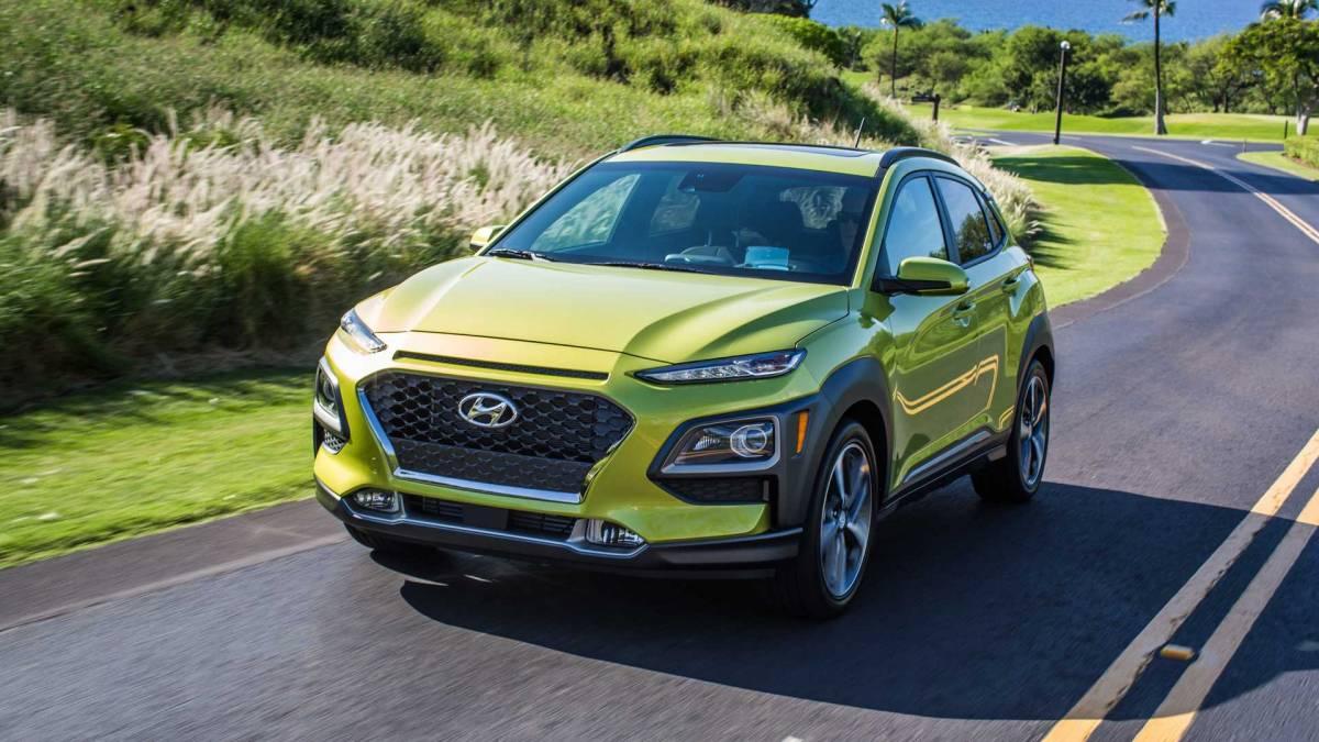 4. Hyundai Kona Electric: 258 miles