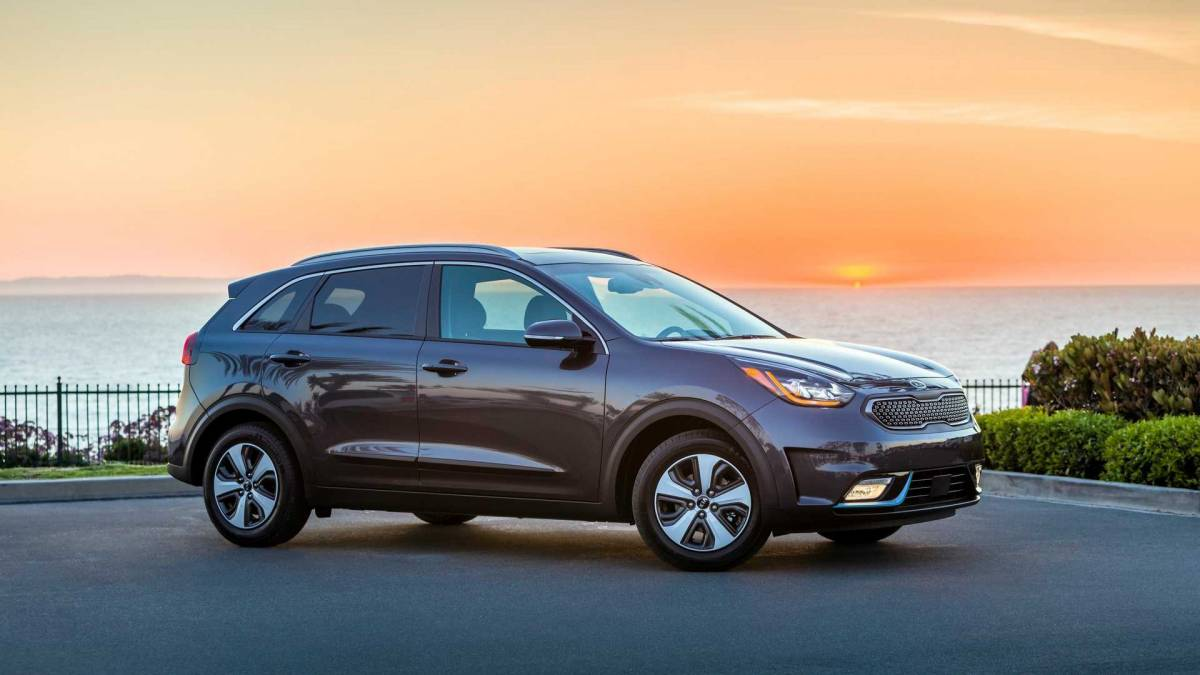 9. Kia Niro Electric
