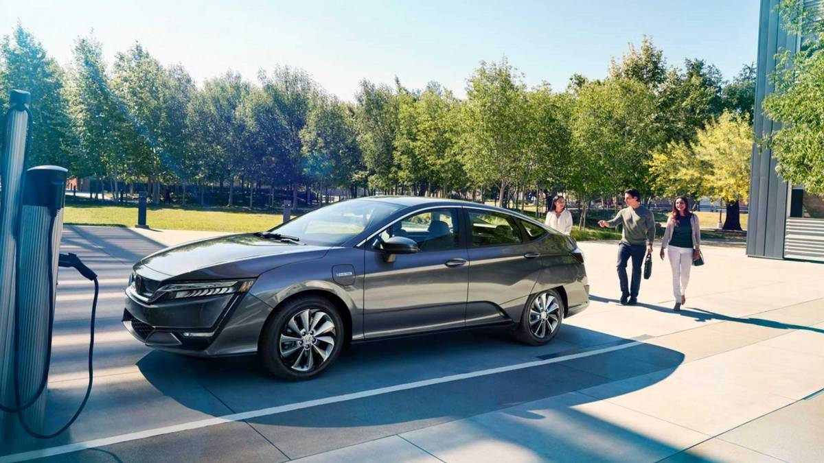 6. Honda Clarity Electric