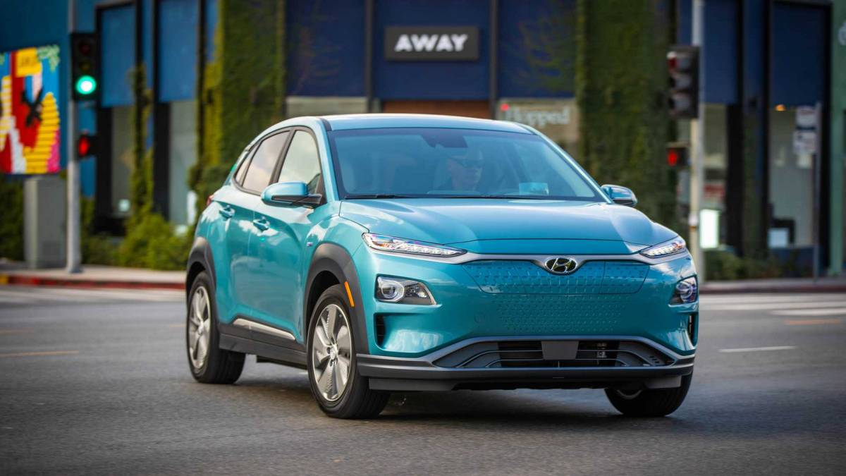 The Most Environmentally-Friendly Electric Vehicles For 2019