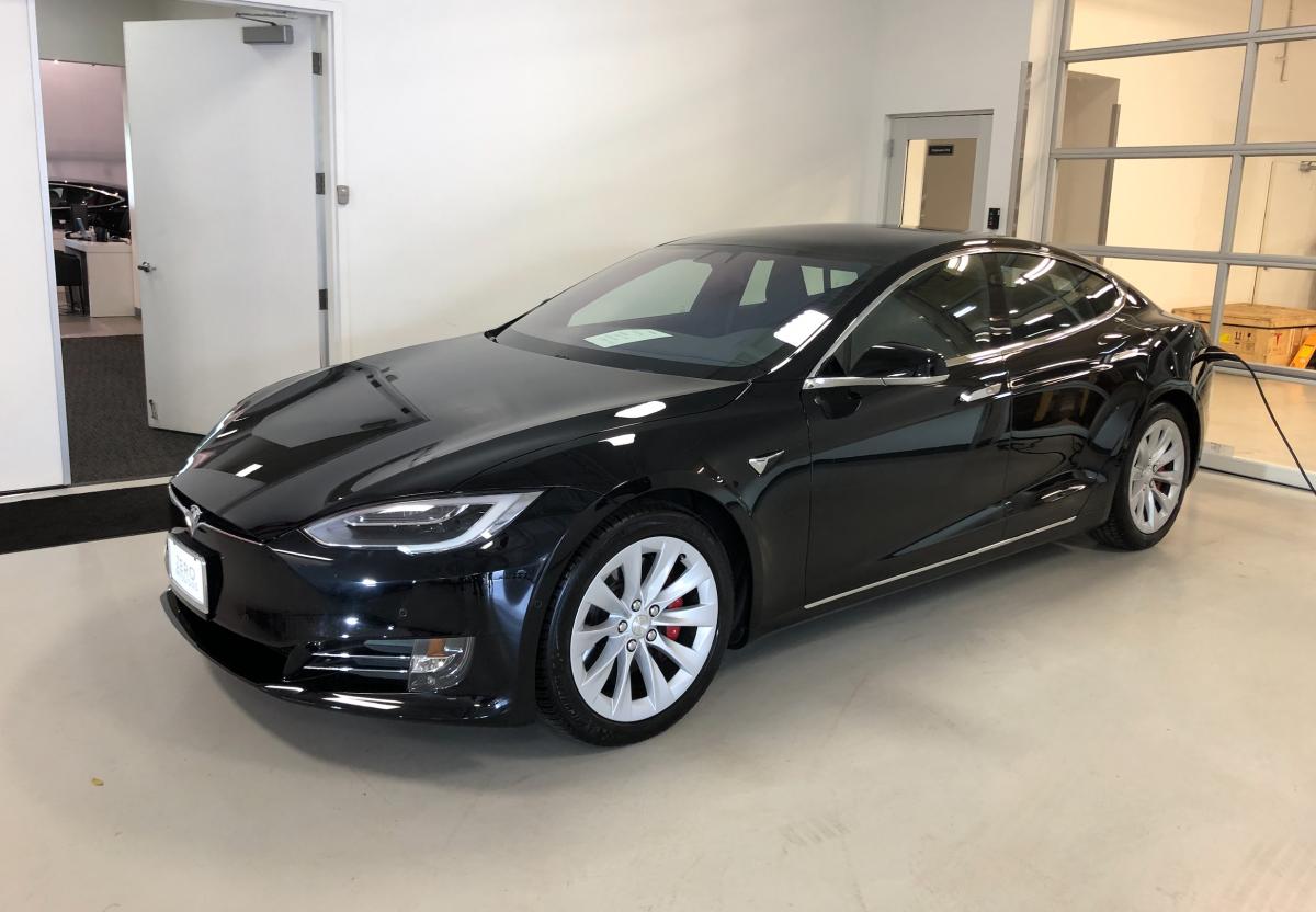 2018 Tesla Model S P100d For Sale In Aventura Fl Myev Com
