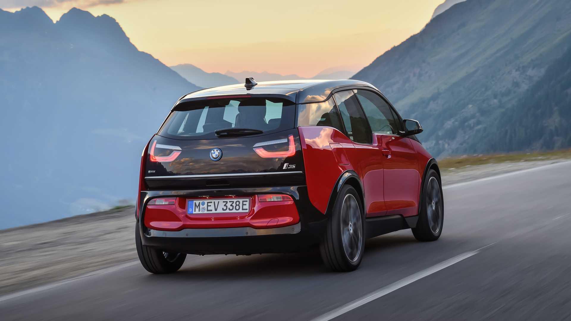 5. BMW i3