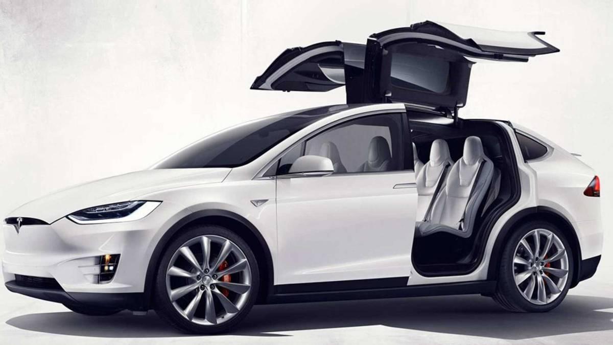 1. Tesla Model X