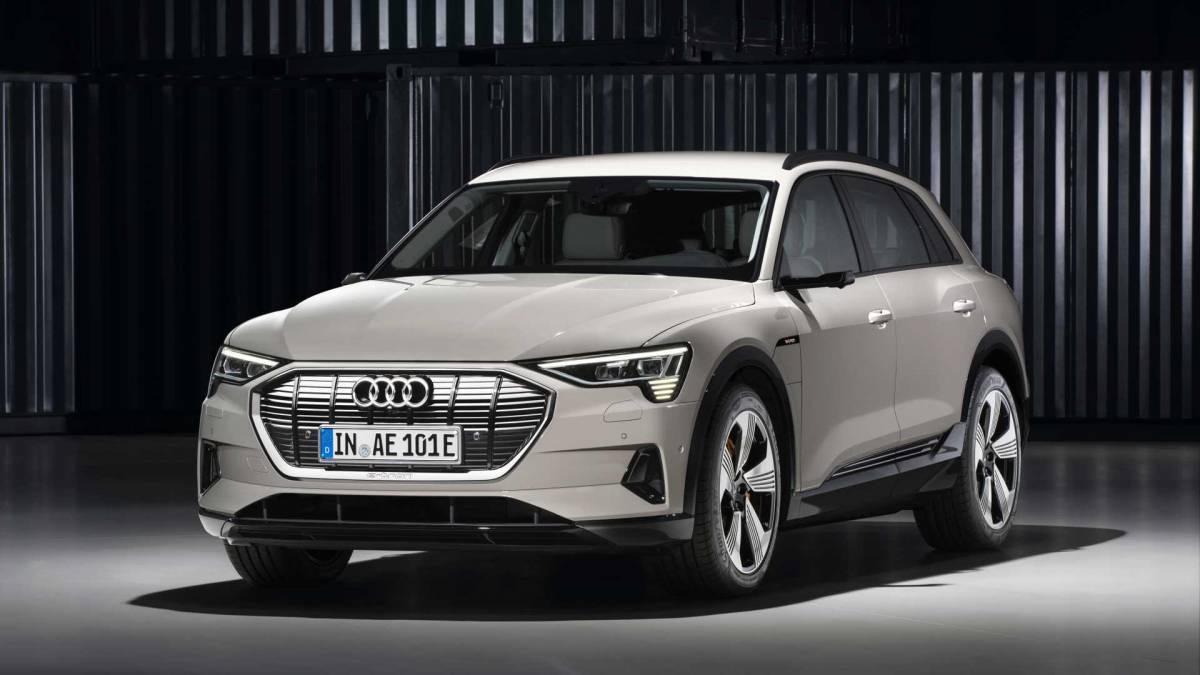 5. Audi e-tron