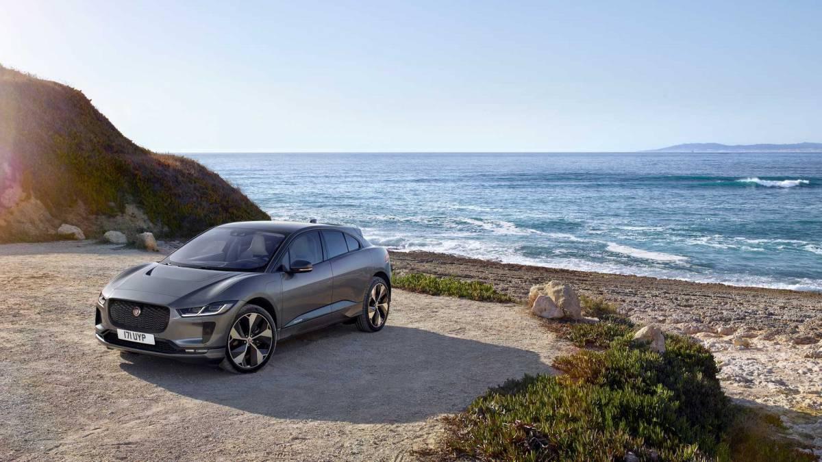 4. Jaguar i-Pace