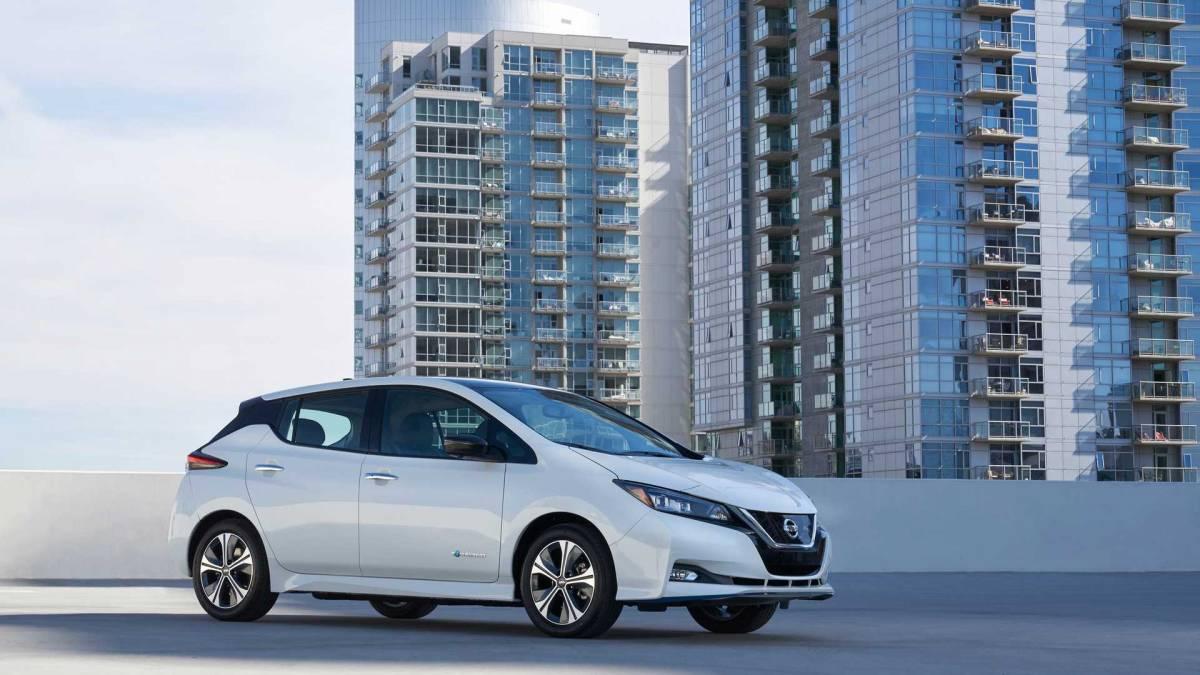 6. Nissan Leaf