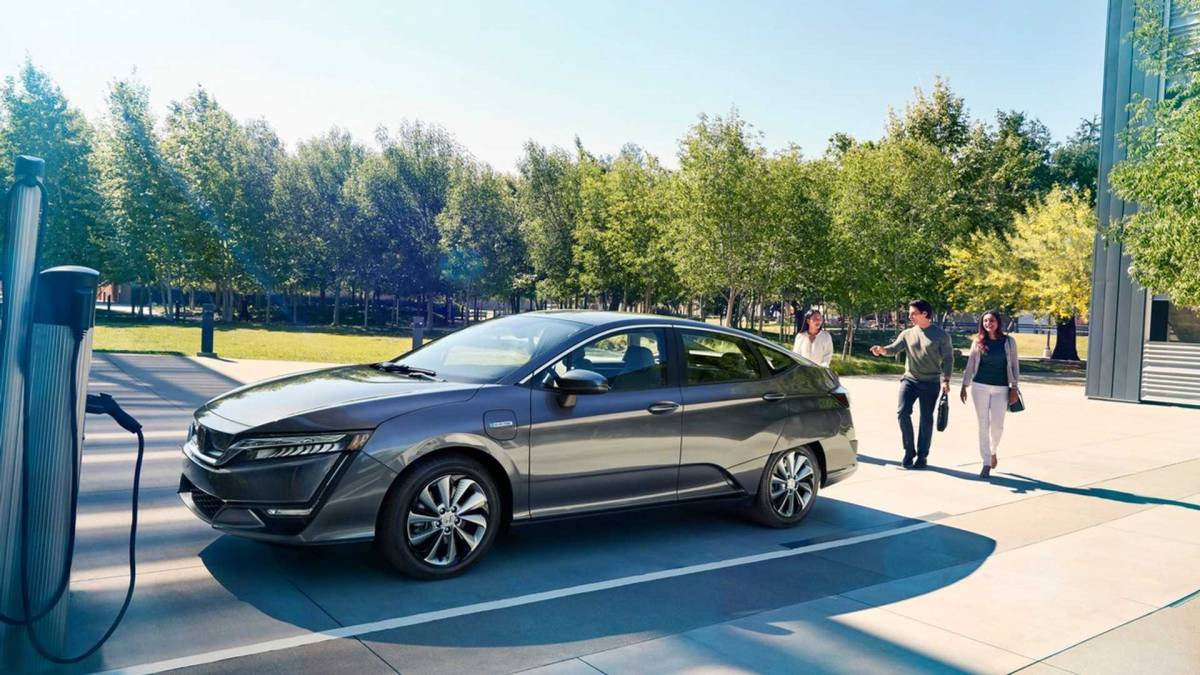 2. Honda Clarity Electric
