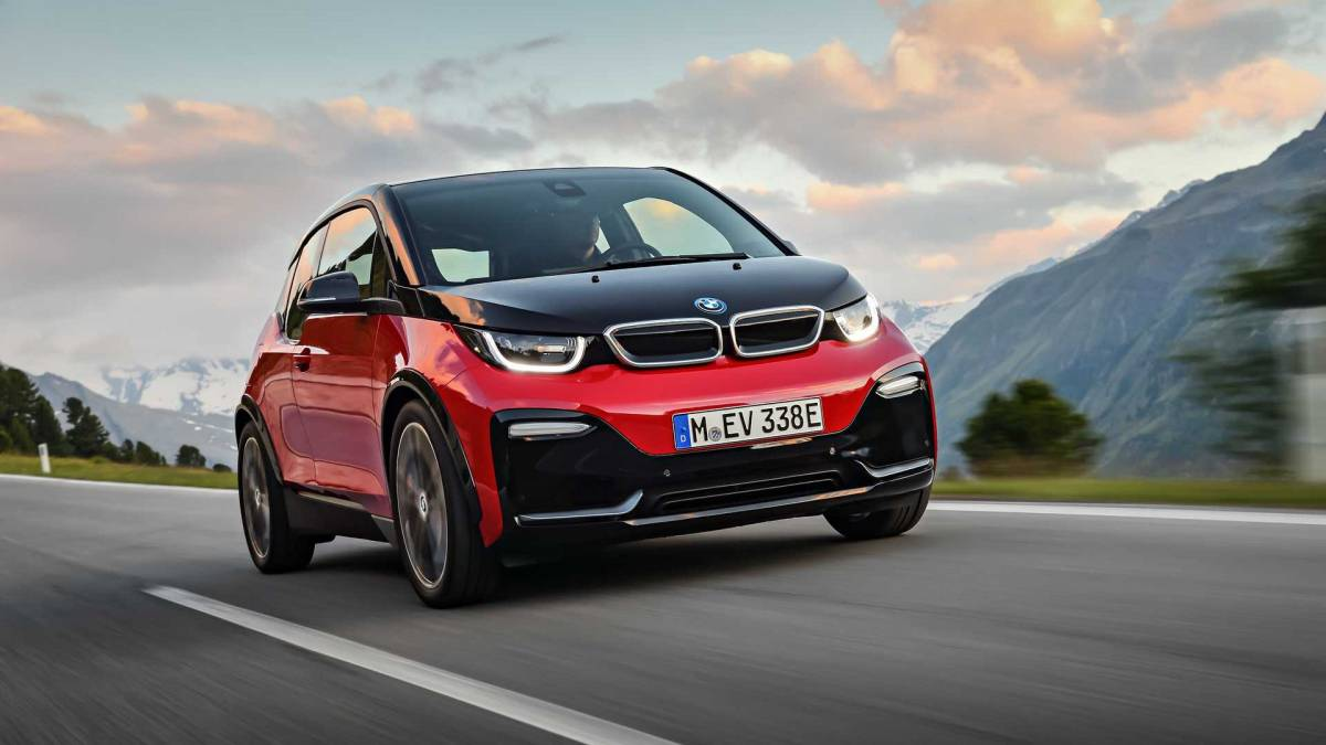 3. BMW i3 2016-2017
