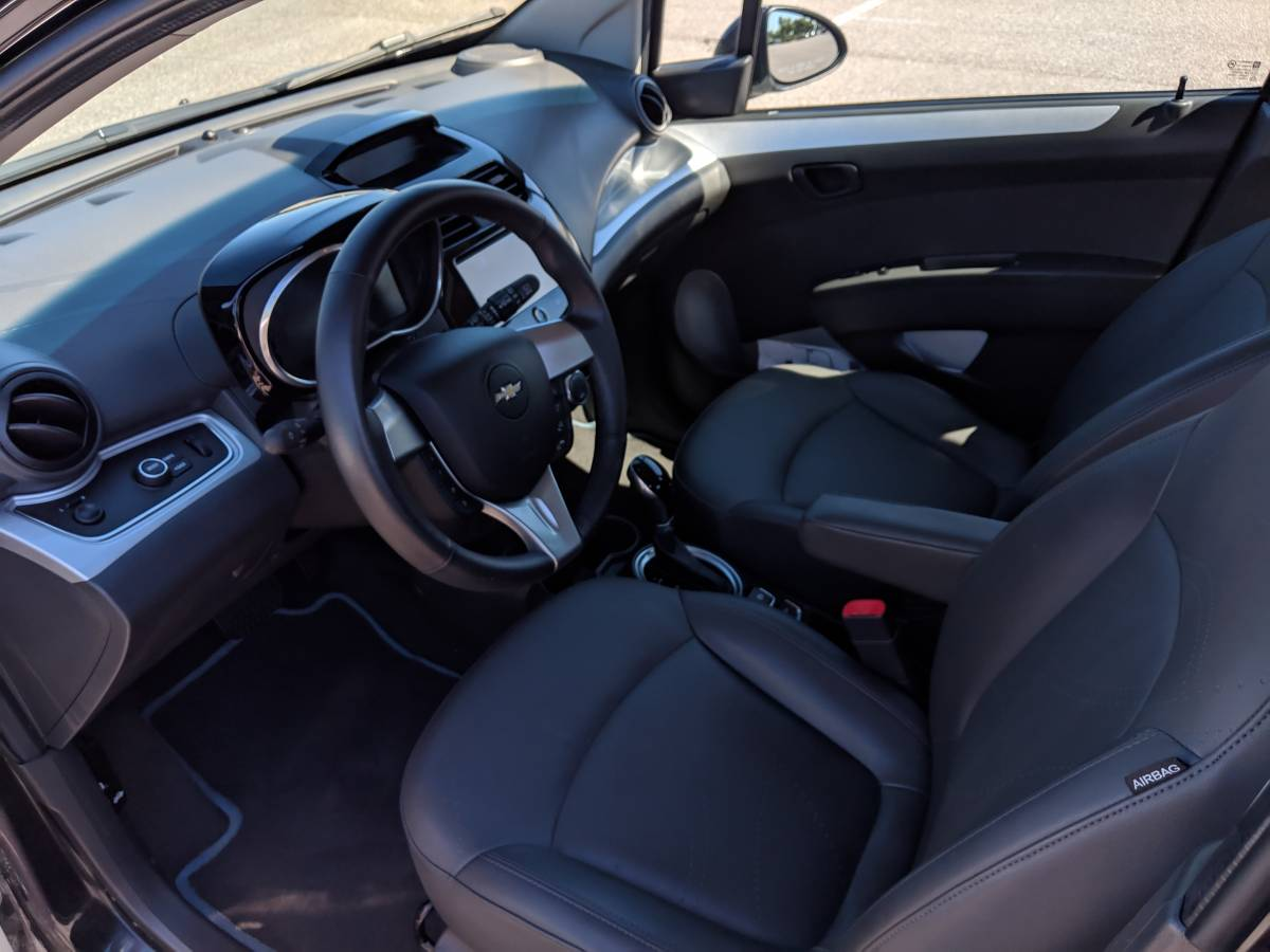 2015 Chevrolet Spark KL8CL6S0XFC772462