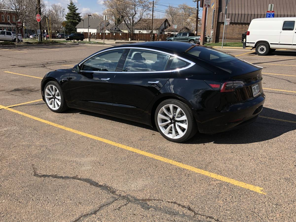 2018 Tesla Model 3 Long Range for sale in Denver, CO | MYEV com
