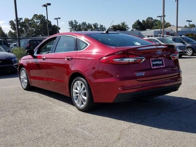 2019 Ford Fusion Energi 3FA6P0SU3KR177558
