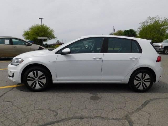 2019 Volkswagen e-Golf WVWKR7AU3KW902795