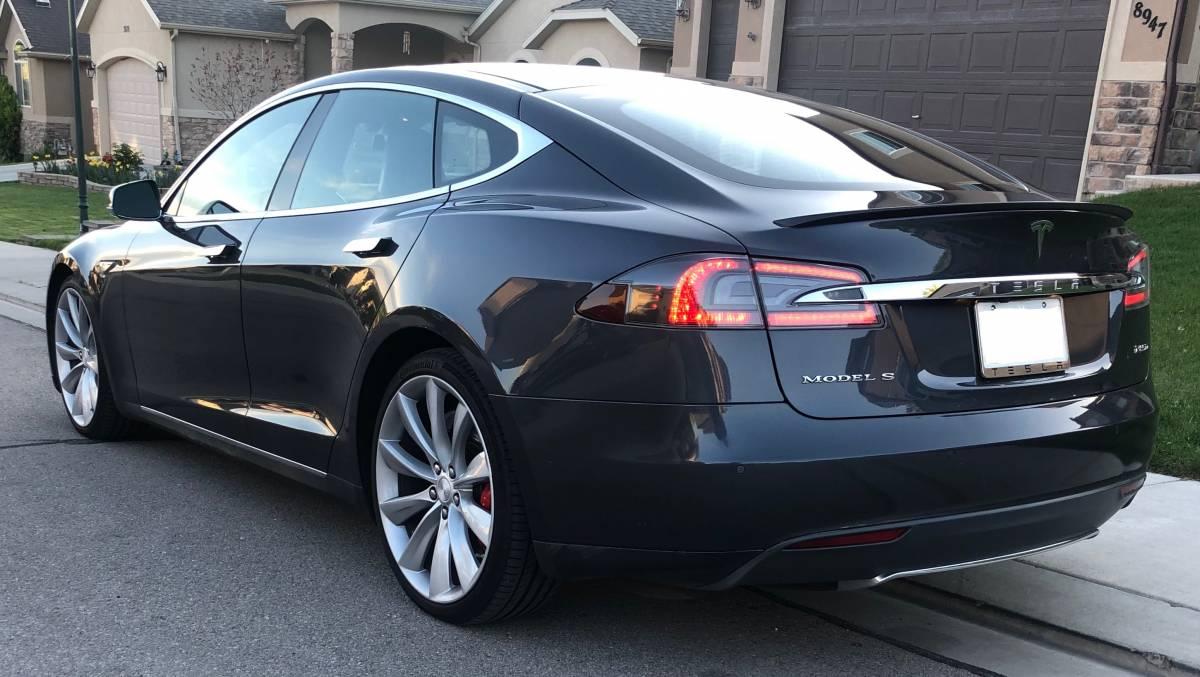 2015 Tesla Model S P85D for sale in Riverton, UT | MYEV com