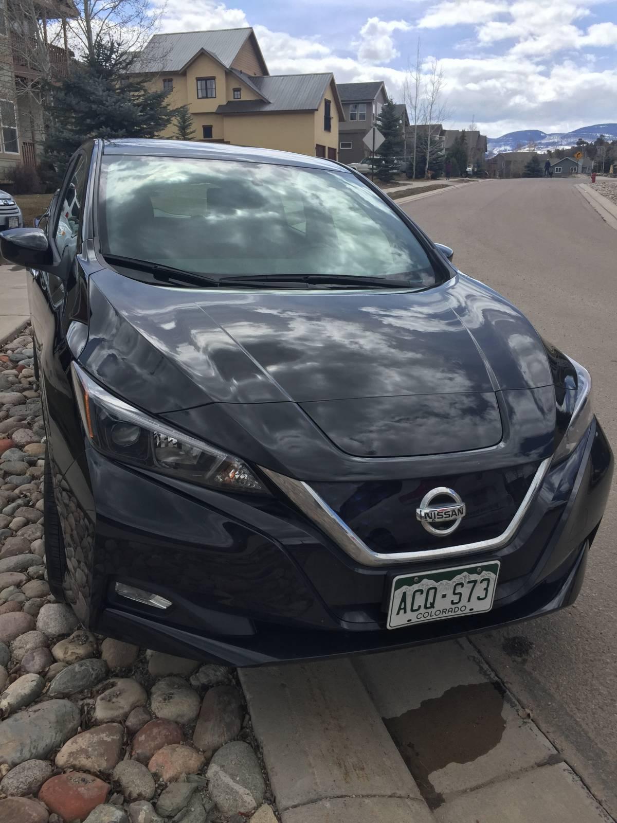 2018 Nissan LEAF 1N4AZ1CP7JC317756