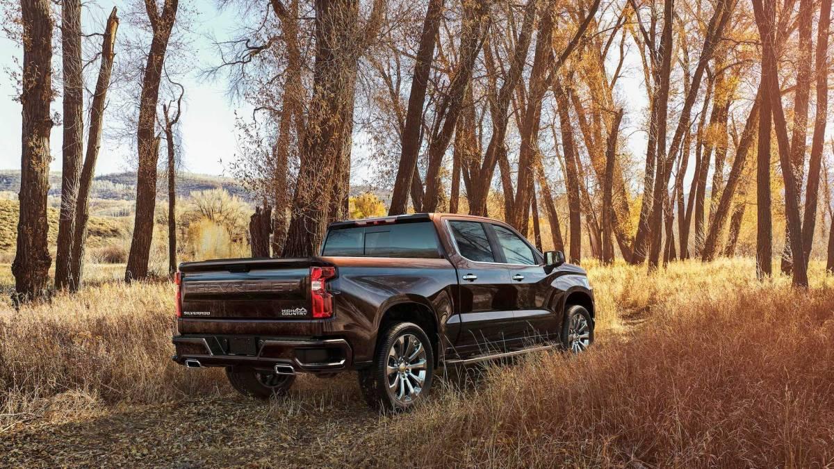 5. General Motors EV Pickup