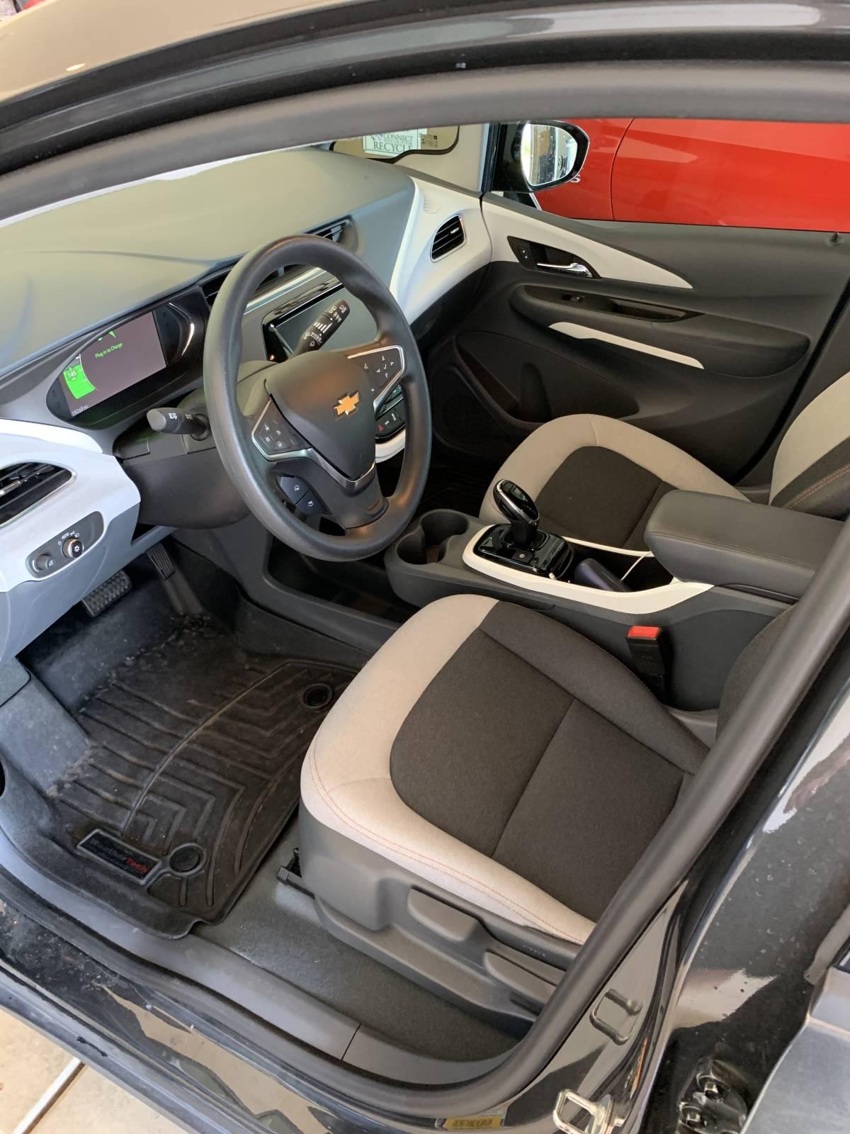 2017 Chevrolet Bolt 1G1FW6S0XH4184434