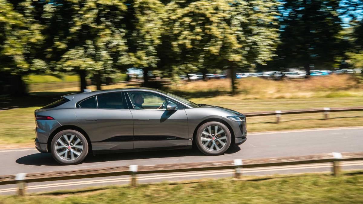9. Jaguar i-Pace