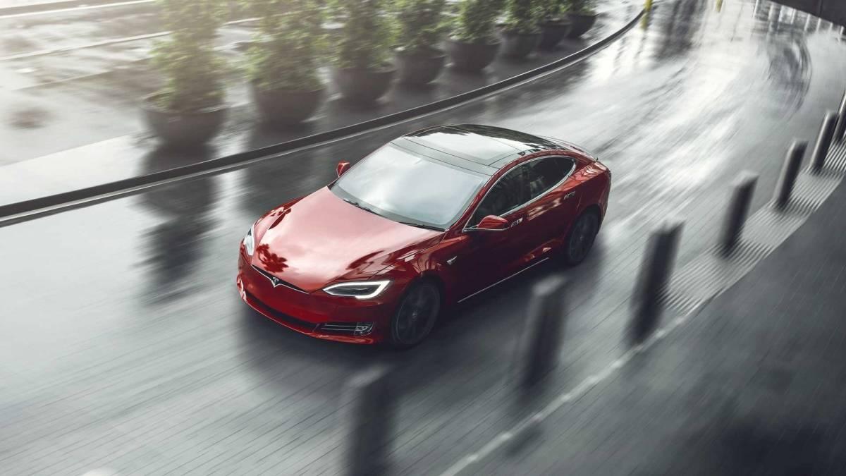 4. Tesla Model S