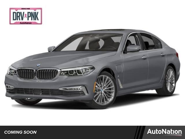 2019 BMW 5 Series WBAJA9C50KB393127