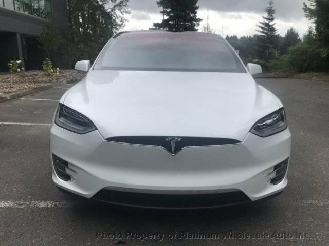 2016 Tesla Model X 5YJXCBE20GF017596