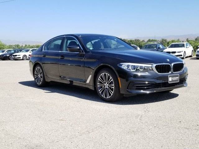 2019 BMW 5 Series WBAJA9C58KB393232