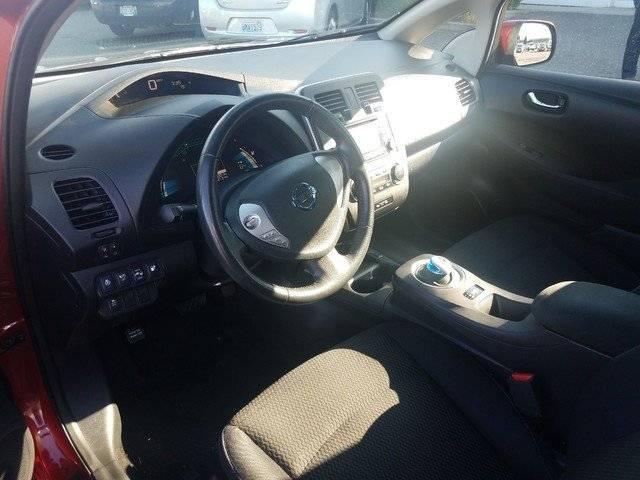 2014 Nissan LEAF 1N4AZ0CP5EC334653