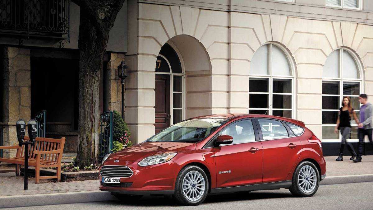 2. 2012-2017 Ford Focus Electric