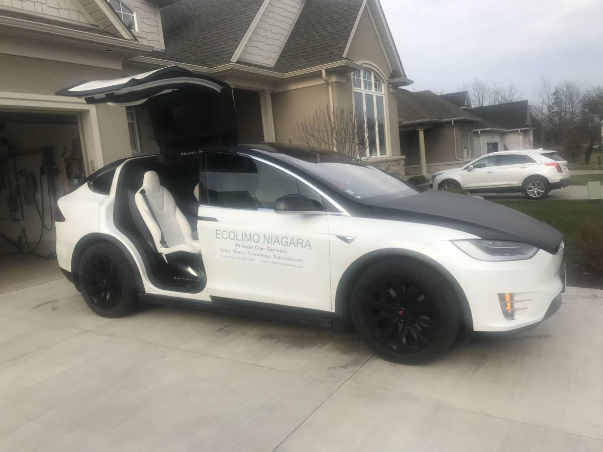 2017 Tesla Model X 5YJXCBE26HF075844