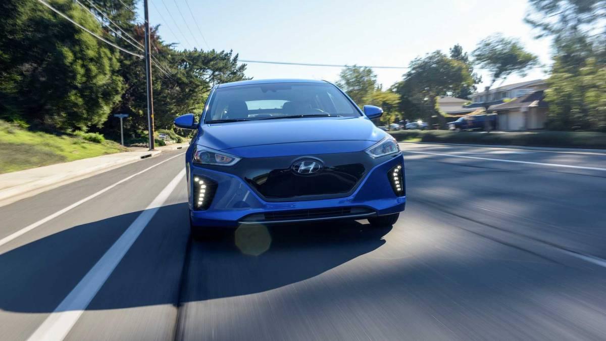 4. Hyundai Ioniq Electric