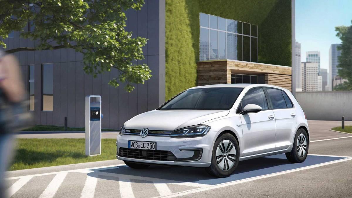 11. Volkswagen eGolf
