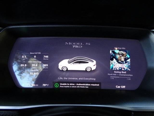 2018 Tesla Model S 5YJSA1E25JF252349
