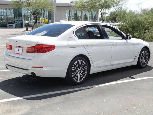 2019 BMW 5 Series WBAJA9C59KB254324