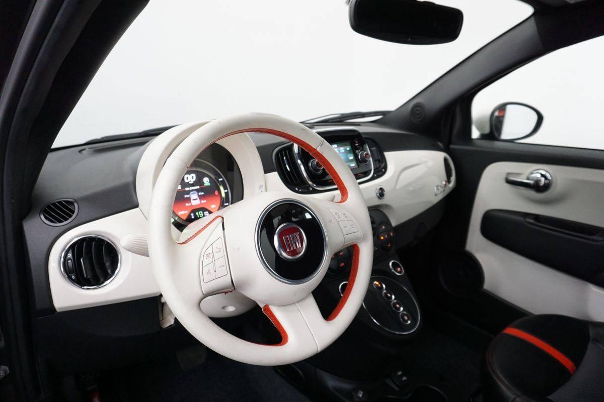 2016 Fiat 500e 3C3CFFGE5GT214211