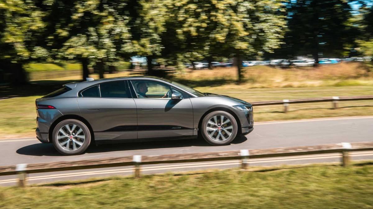 5. Jaguar i-Pace