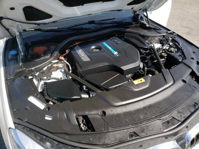 2018 BMW 7 Series WBA7J2C50JG938262
