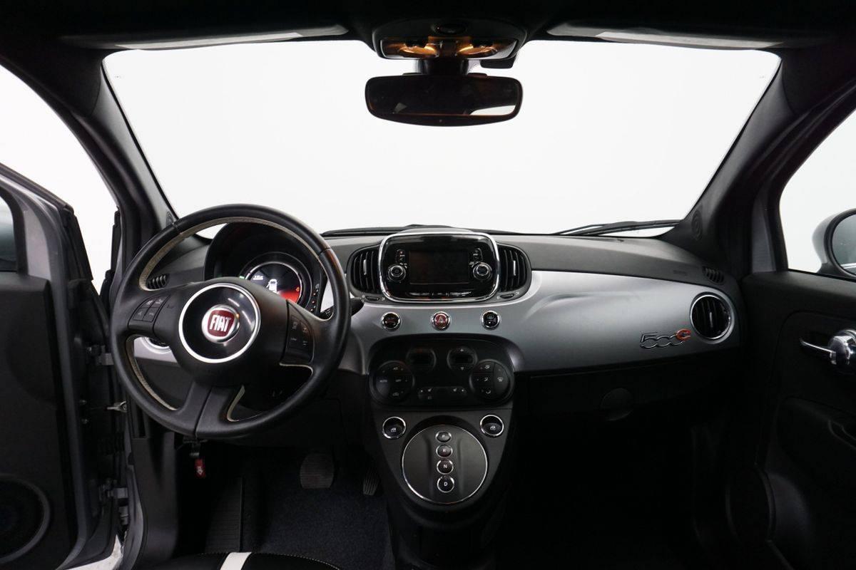 2016 Fiat 500e 3C3CFFGE5GT229680