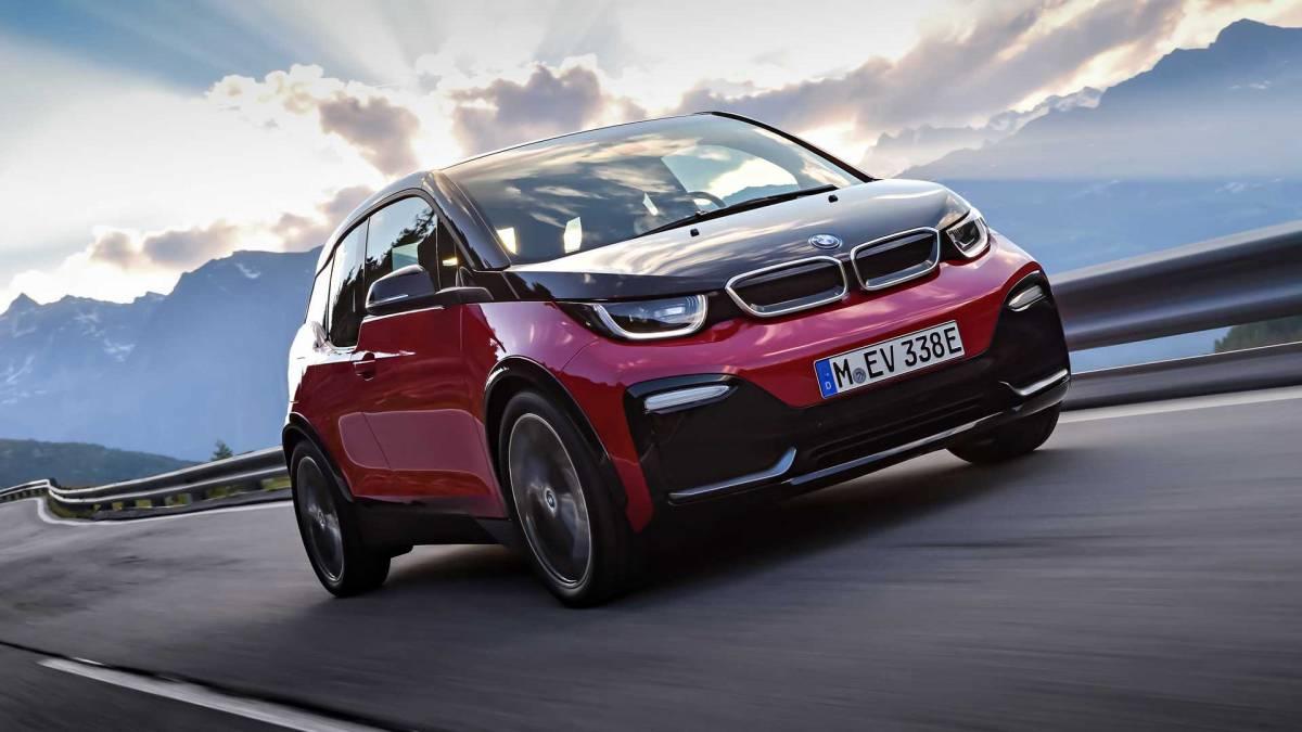 1. 2014-2016 BMW i3
