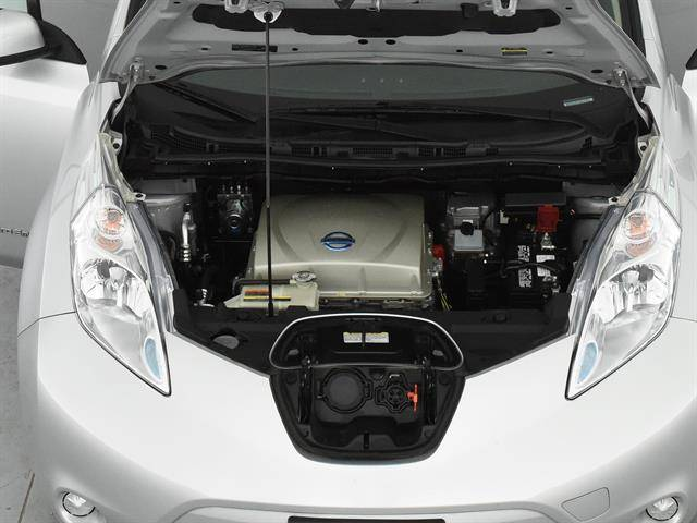 2015 Nissan LEAF 1N4AZ0CP0FC318698