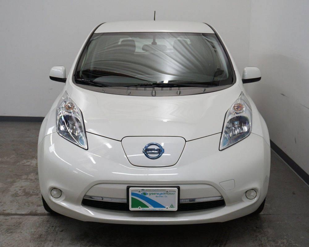 2016 Nissan LEAF 1N4AZ0CP2GC303864