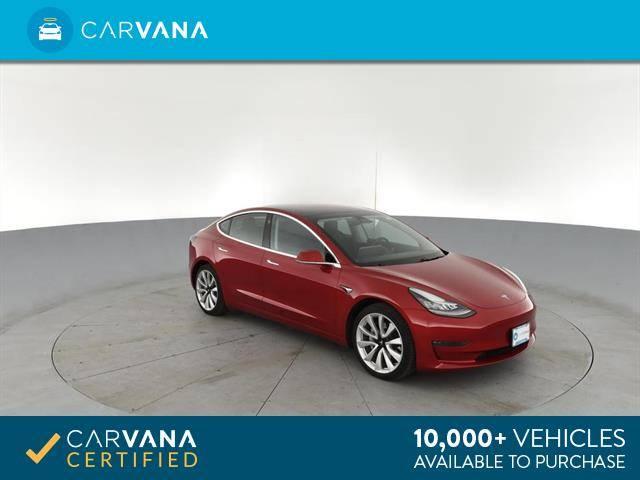 2018 Tesla Model 3 5YJ3E1EB5JF117347