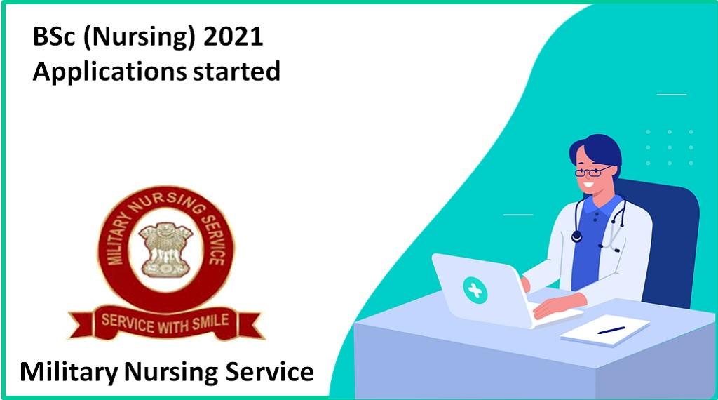 BSc Nursing 2021 Admissions - Military Nursing Service