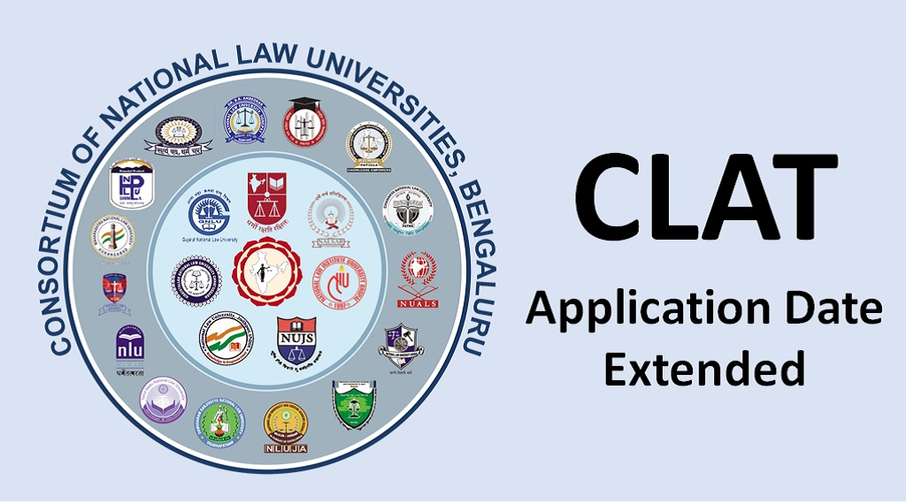 CLAT 2021 Application Date Extended