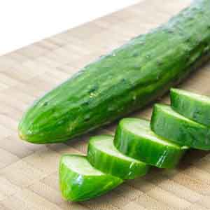 Slicing Cucumber