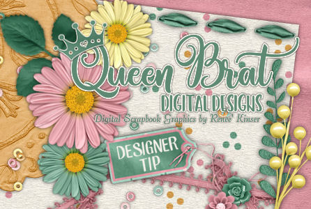 Daily Featured Designer - Art for Scrapbooking