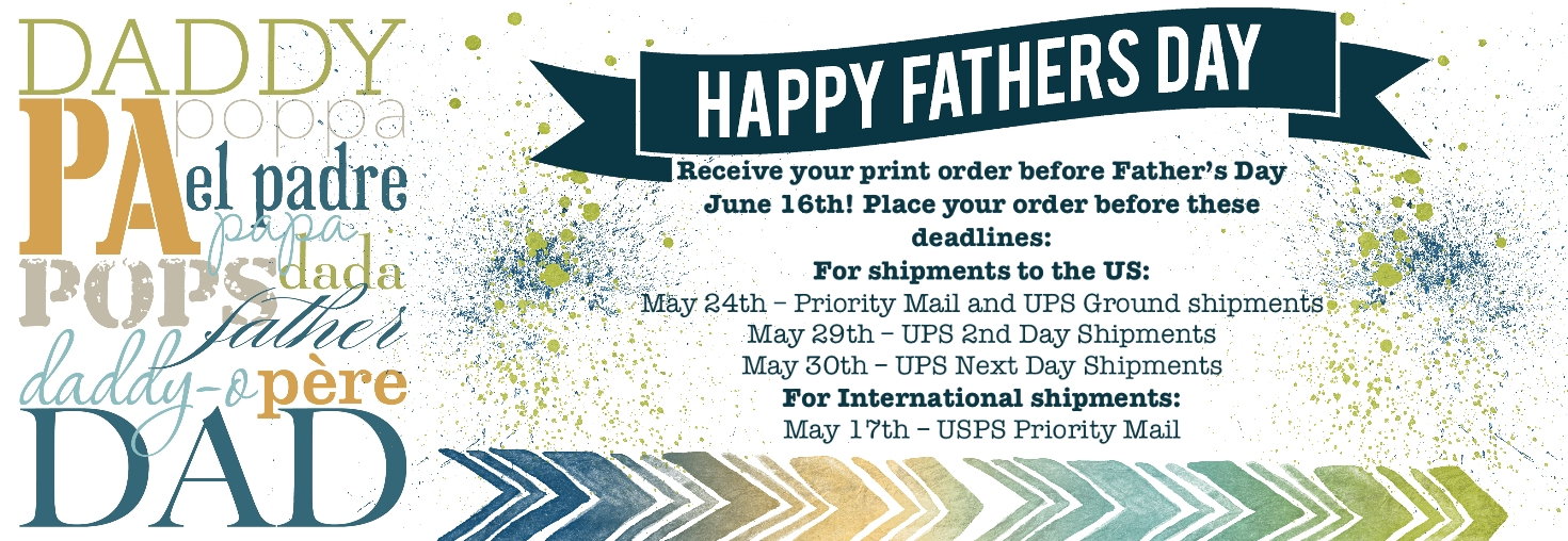 Fathers Day Order Dates