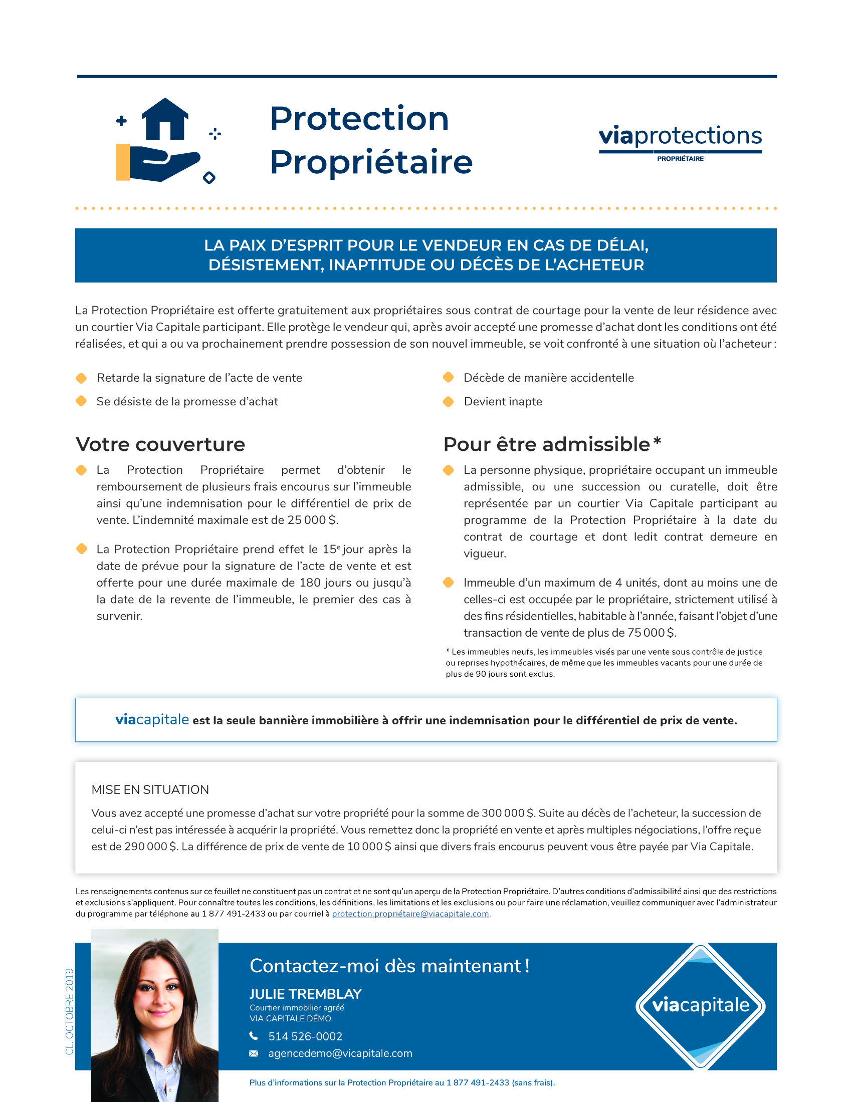 1 | Protections Propretaire - AVEC photo
