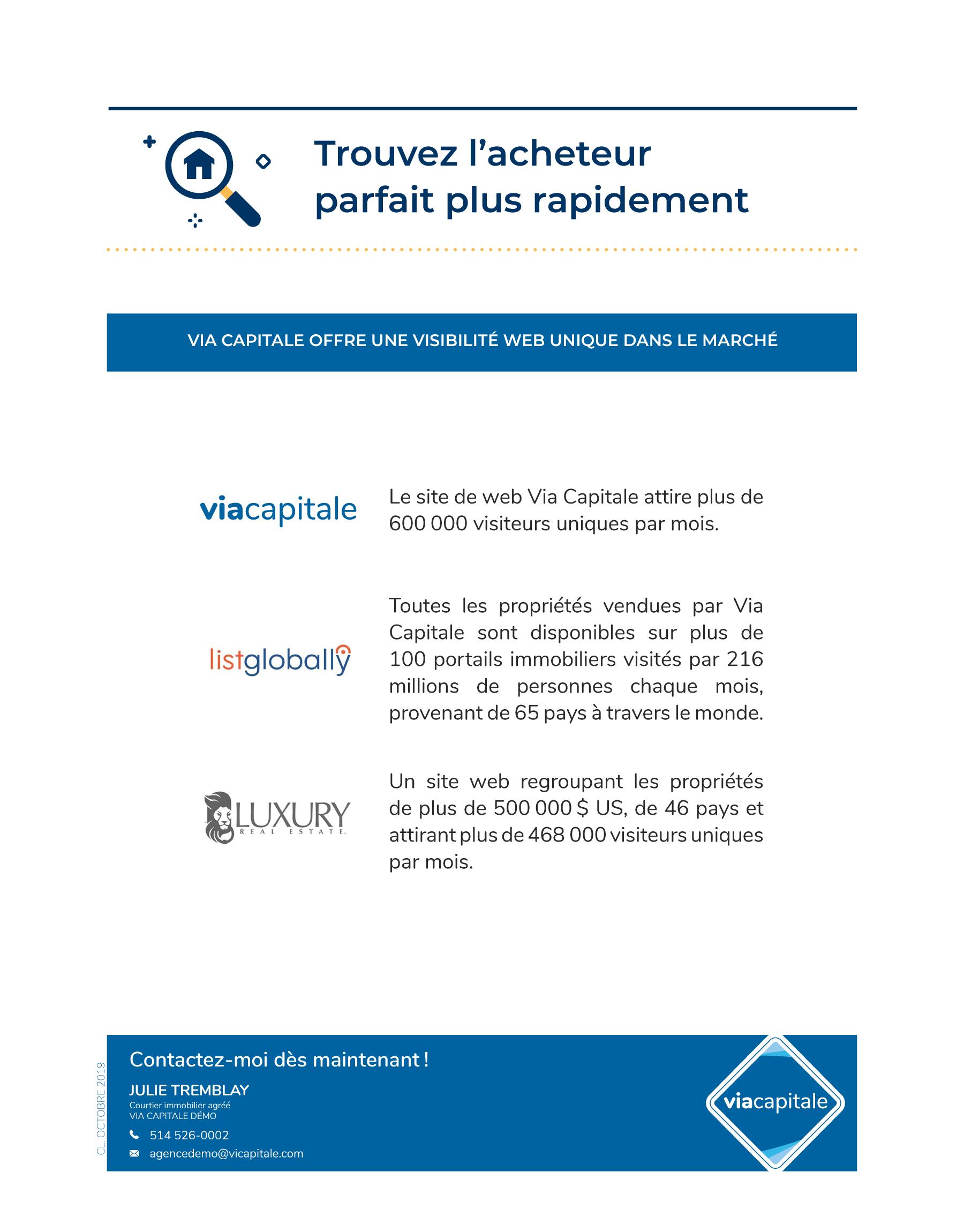 1 | Visibilite Consommateur - SANS photo