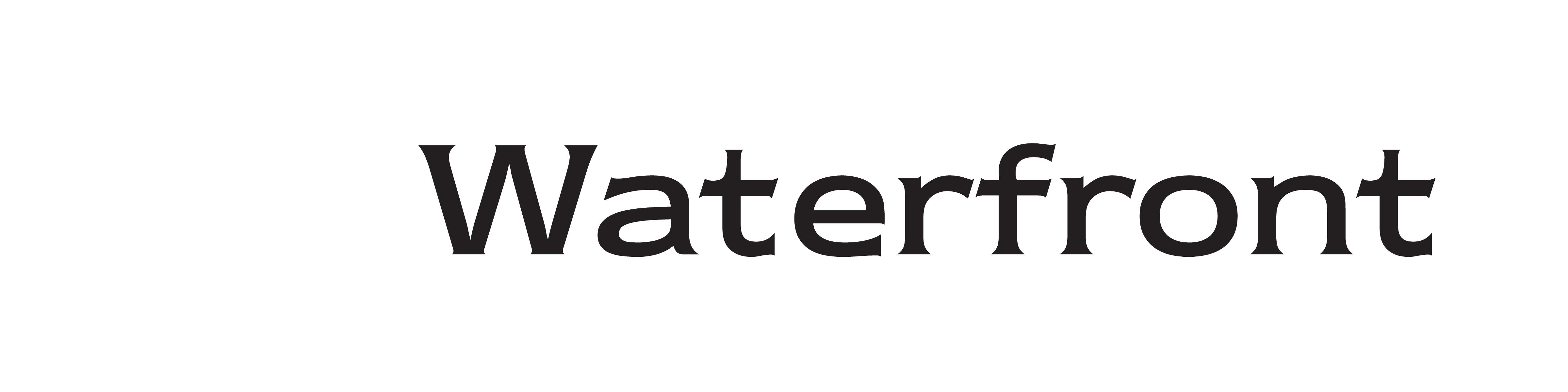 2 | Bord de l'eau / Waterfront