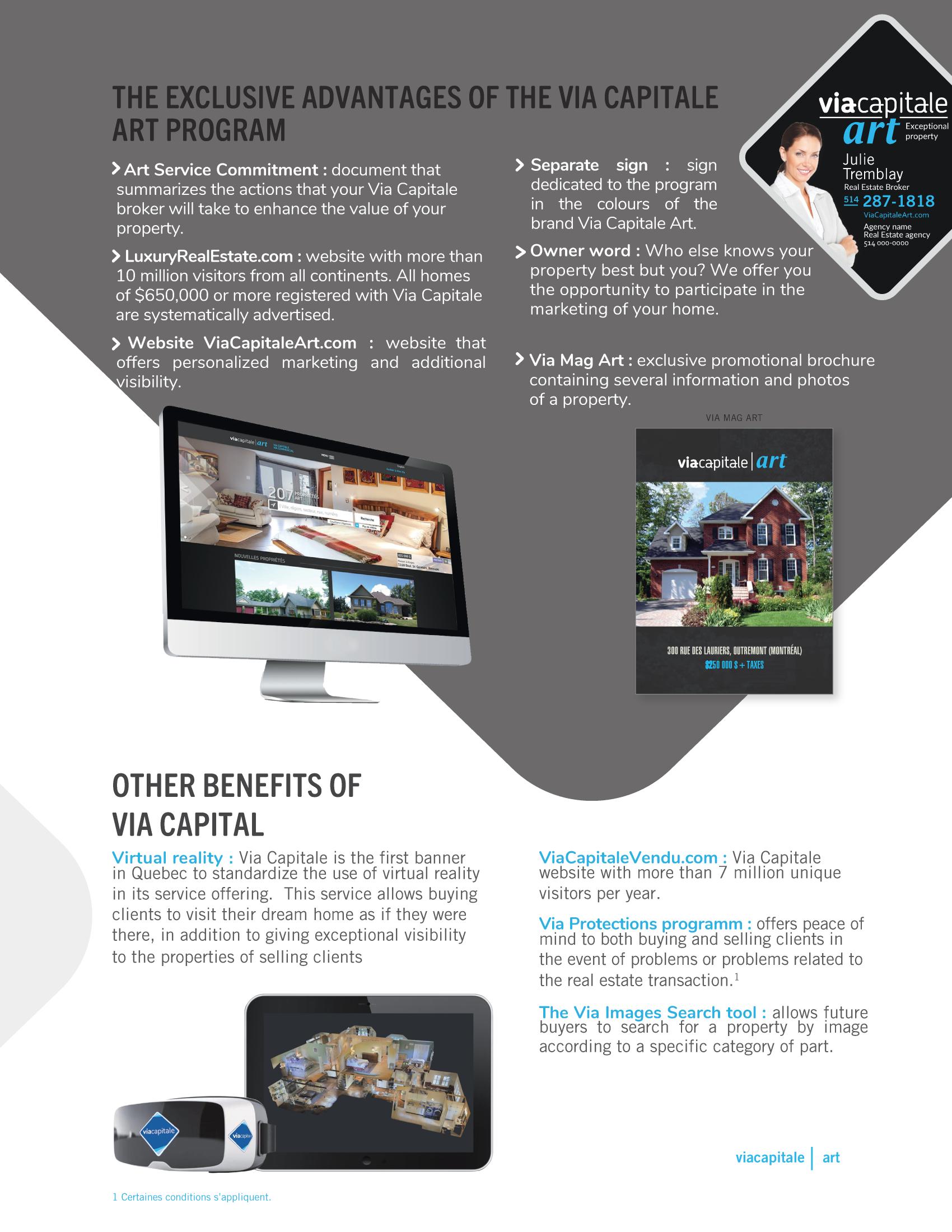 3 | Broker brochure