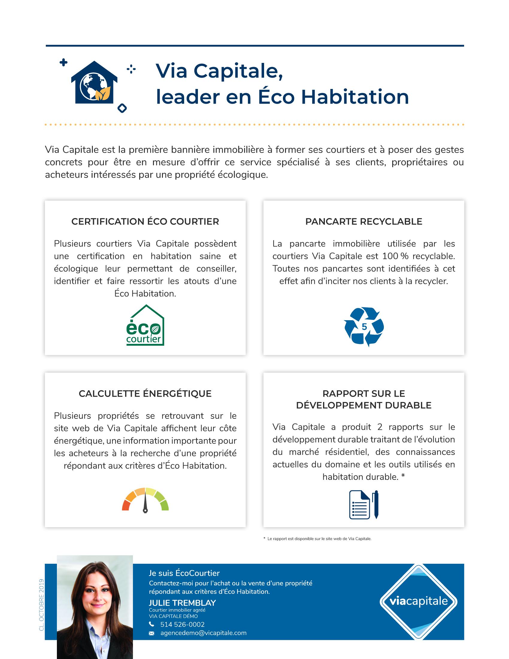 1 | Eco Habitation Consommateur - AVEC photo